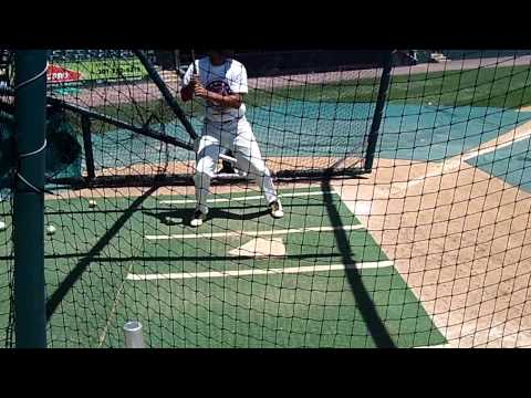 Bryan Liriano (DeMatha Catholic High School) 2016 Hitting