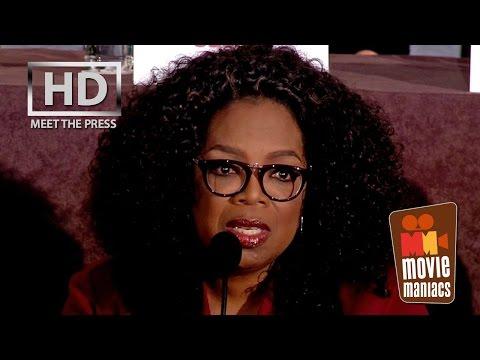 Selma   full press conference (2015) David Oyelowo Oprah Winfrey