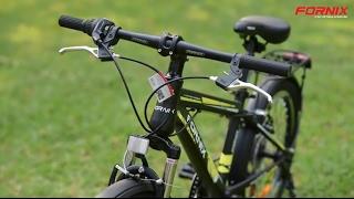 Xe đạp FORNIX MS207: Xe đạp trẻ em từ 6 -12 tuổi. Họa tiết đồ chơi Lego | Fornix.vn