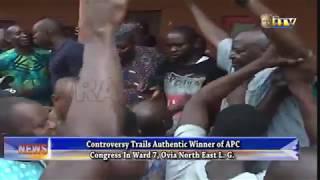 Controversy trails authentic winner of APC Congress in Ward 7