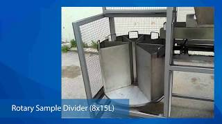 Rotary Sample Divider (8x15L)