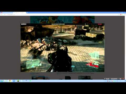 Crysis 2 without a graphics card (In a browser) [Cloud Gaming]