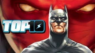 Top 10 DC Animated Movies  from ScrewAttack