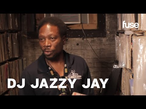 DJ Jazzy Jay's Vinyl Collection - Crate Diggers