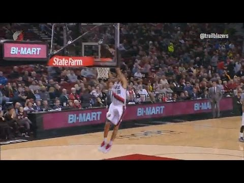 Highlights: Trail Blazers 107, Timberwolves 93