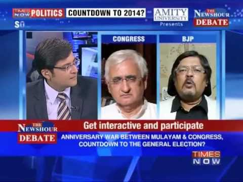 The Newshour Debate: UPA