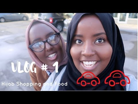VLOG 1 - SHOPPING, FOOD AND ROAD RAGE