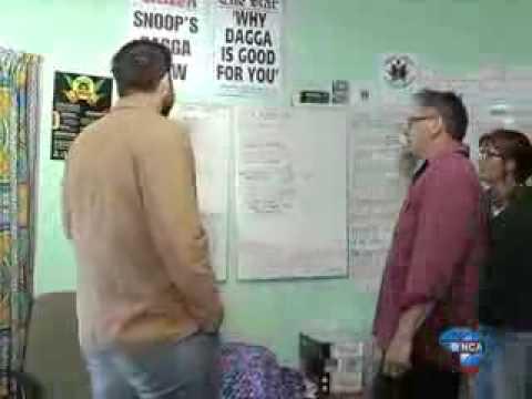 Dagga Couple sues government