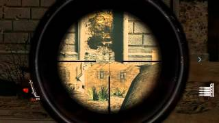 Rage vs Sniper Elite V2! Ep 7_ Balls and Trip Mines!