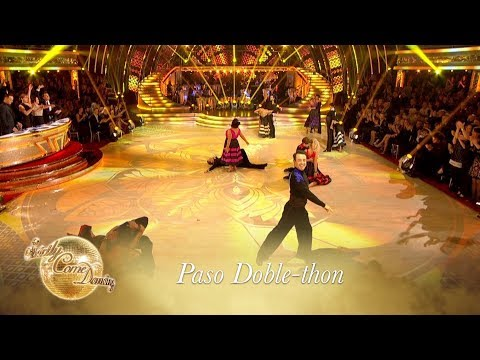 Group Dance - Paso Doble-thon  - Strictly Come Dancing 2017