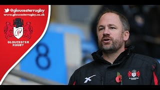 Humphreys reflects on Gloucester's defeat to Wasps | Rugby Video Highlights