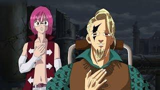 A Triste História de GOWTHER sua ORIGEM - Nanatsu no Taizai!