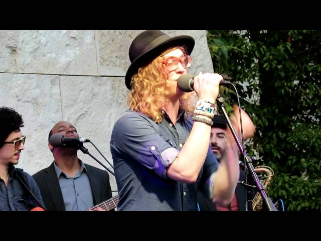 "Allen Stone - ""Is This Love?"" @ The Getty Center [06/16/12]"