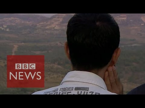 'I smuggled jihadists into Syria' - BBC News