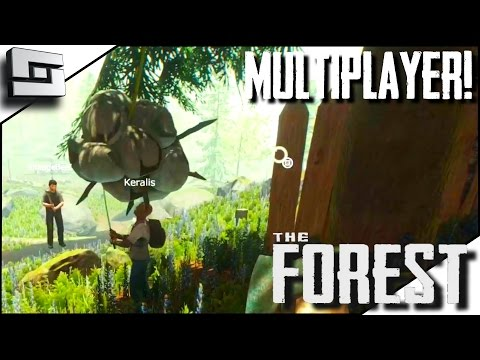 The Forest Multiplayer - NEW TRAPS! E21 ( Gameplay )