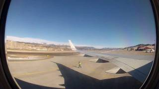 GOPRO - Take off in Vail/Eagle Airport.