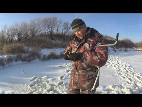 Первый лед 2016   Ловля Окуня на Мормышку   1080p  BF-№ 61