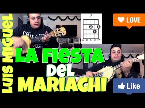 Como Tocar - La Fiesta Del Mariachi Vihuela y Guitarron