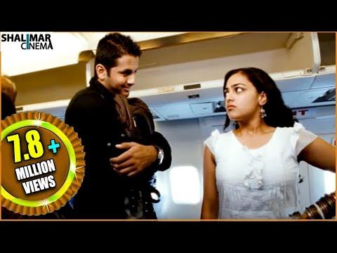 Ishq Movie ||  Nitin & Nithya Menen Back To Back Love Scenes...