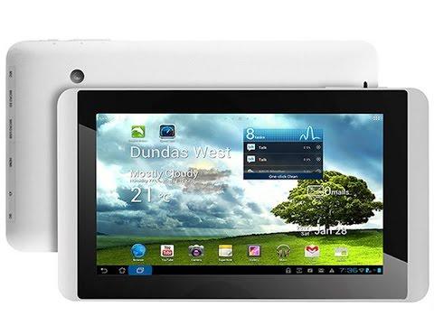 Tablet Philco 7A-B111A4.0 Branco com Tela 7