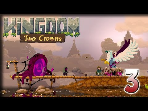 Dire Docks – Kingdom Two Crowns Gameplay – Let's Play Part 3