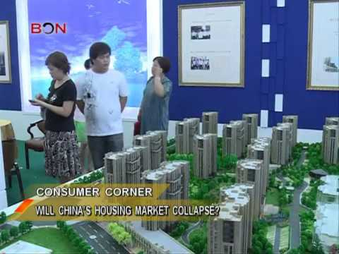 Will China's housing market collapse? - China Price Watch - April 17, 2014 - BONTV China