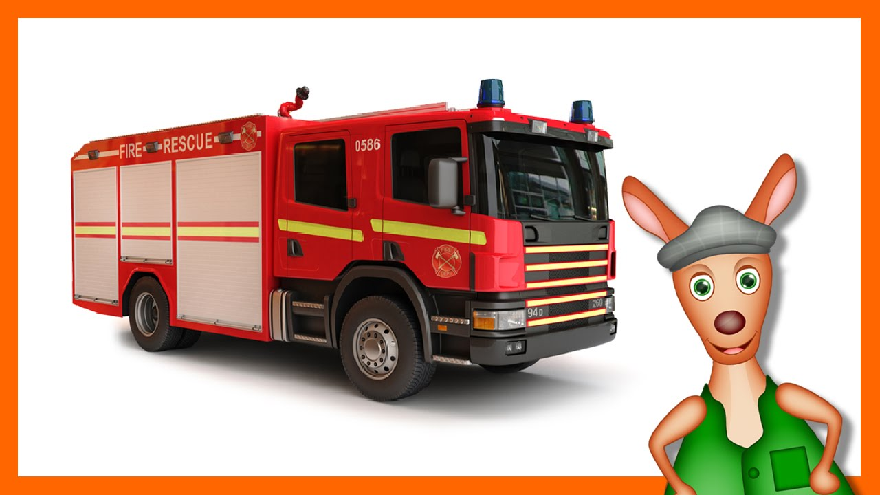 Kids Firetruck Videos Site Youtube Com