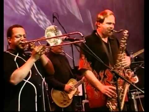 13 - Jupiter (Al McKay Allstars: Live In Europe)
