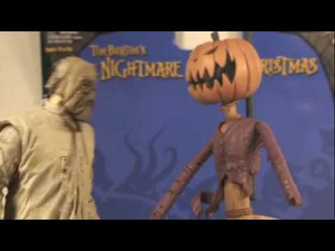 Review That Fell Apart: Nightmare Before Christmas Pumpkin King Jack Skellington