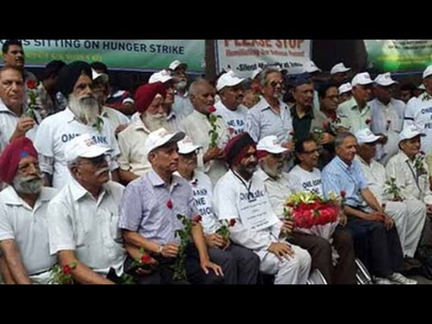 1965 war victory celebrations dampened by OROP protests