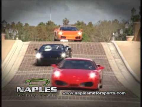 Naples Motorsports Commerical Exotic Car Dealership In