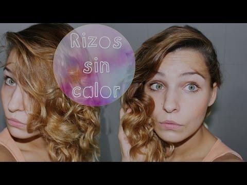Hair | Cómo hacer rizos sin calor + Peinado fácil #NoHeatCurls