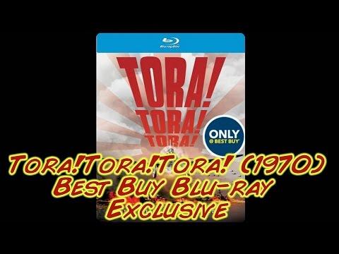 Tora!Tora!Tora! (1970) Best Buy Exclusive (Blu-ray) Viva Pack - Metalpak - Steelbook | Unboxing