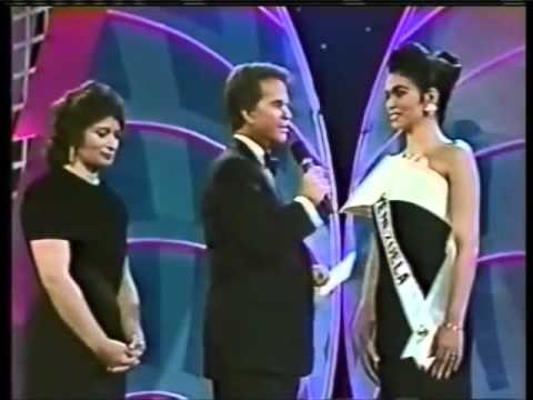 MISS UNIVERSO 1991