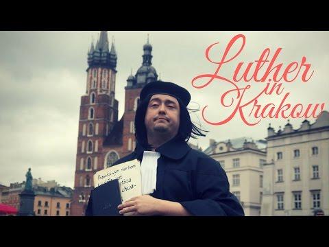 Luter W Krakowie!