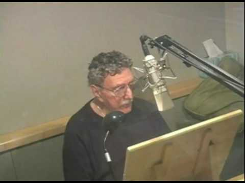 In Studio: William Peter Blatty reads Dimiter