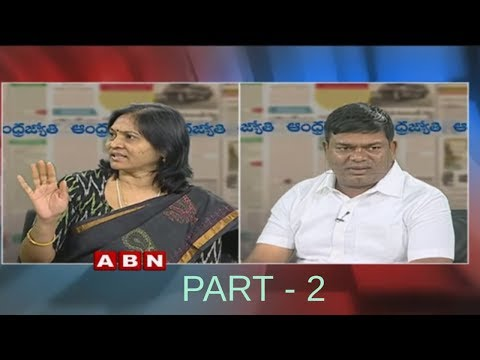 Debate | Is TRS Support BJP for Rajya Sabha Deputy Chairman Post? | Public Point | Part 2
