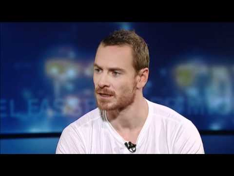 Michael Fassbender On Strombo: Full Interview