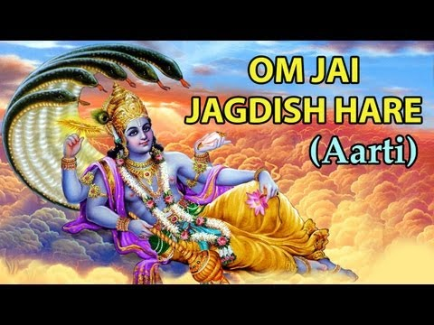 Aarti Om Jai Jagdish Hare - Popular Devotional Video