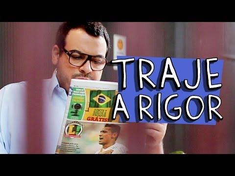 TRAJE A RIGOR