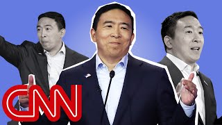Andrew Yang explains the success of his campaign