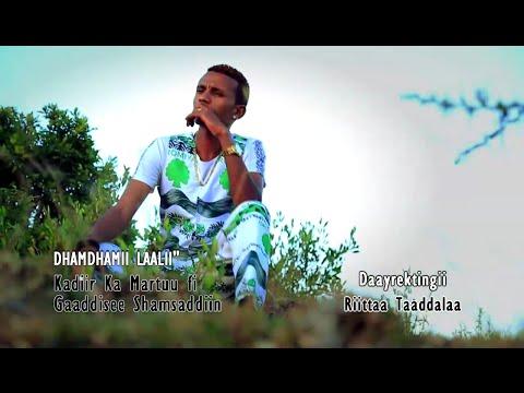 Kadir Martu ft Gadise Shemsedin - Dhandhamii Laali MP3...