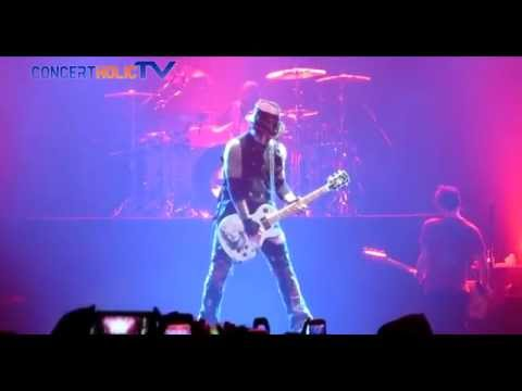 Guns N Roses Live In Jakarta 2012 - Dj Ashba Guitar Solo (mi Amor) video
