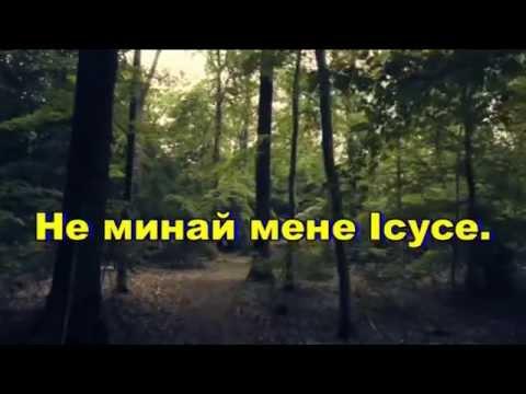 Не минай мене Ісусе (Християнське Караоке) Християнські пісні