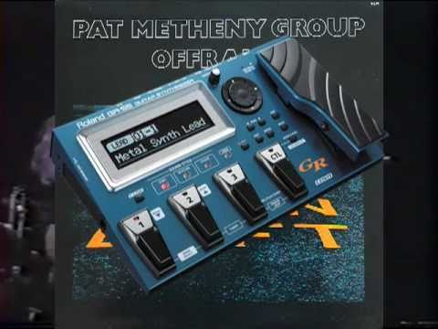 Roland GR-55 Guitar Synthesizer GR-300 Tutorial Pat Metheny