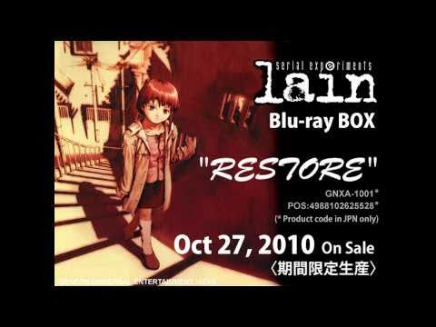 serial experiments lain opening -ft. BD promotion-