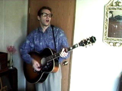 Ready Teddy - Buddy Holly Cover - YouTube Buddy Holly Electric Guitar