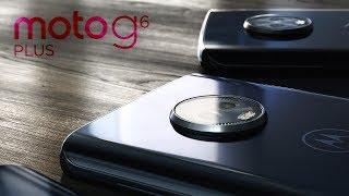 Moto G6 Plus - Top 5 Features!!!