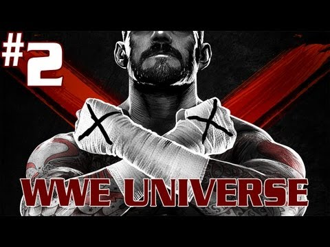 WWE '13 - Walkthrough - WWE Universe - Part 2 - Carrot Top