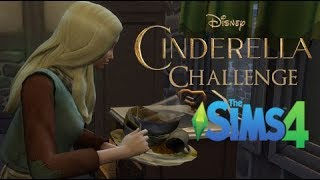 Let's Play The Sims 4: Cinderella Challenge - Episode 1